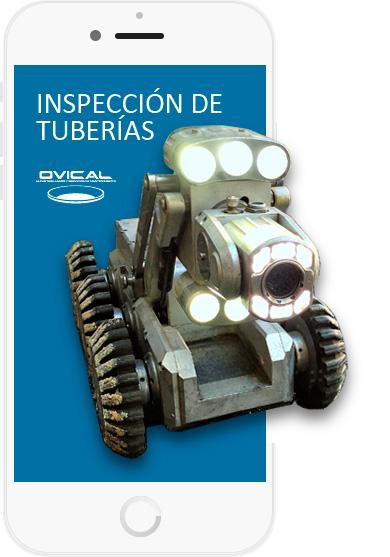 para que sirve inspección tuberías